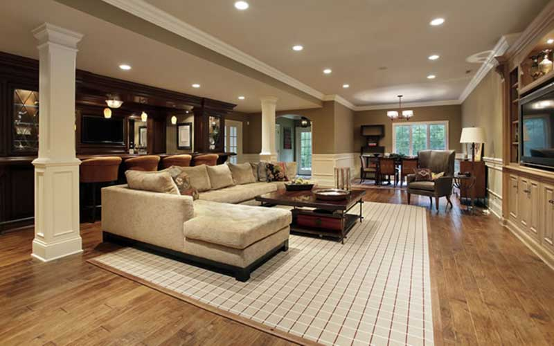 Basement Remodeling Falls Church VA