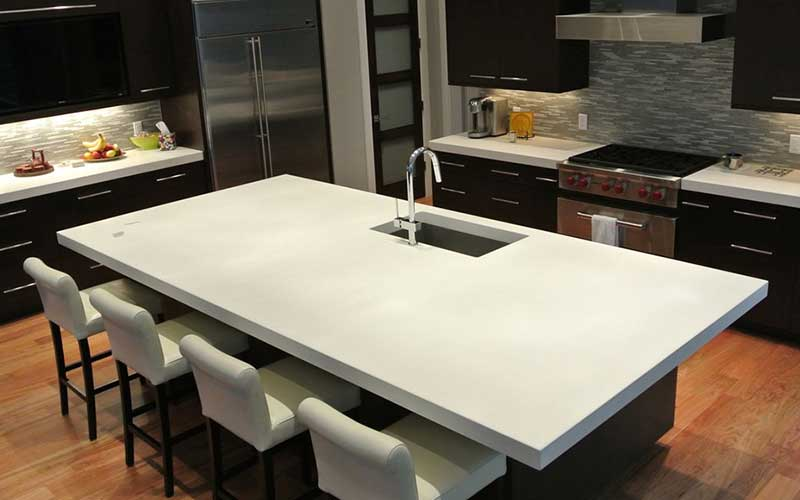 Concrete Countertops Falls Church VA